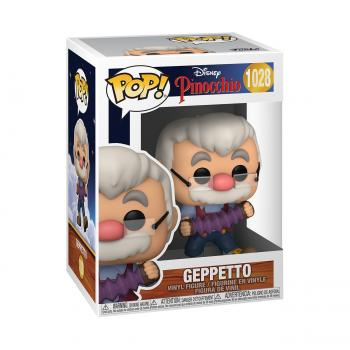 Pinocchio POP! Vinyl Figure - Geppetto w/ Accordion (Disney)