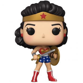 Wonder Woman 80th Anniversary POP! Vinyl Figure - Wonder Woman (1950) [COLLECTOR]