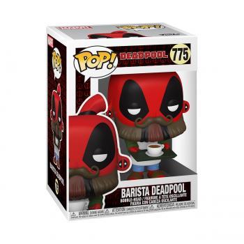 Deadpool 30th Anniversary POP! Vinyl Figure - Coffee Barista