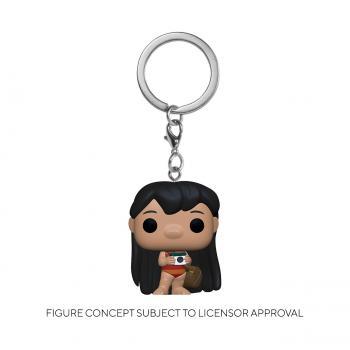 Lilo & Stitch Pocket POP! Key Chain - Lilo w/Camera (Disney)