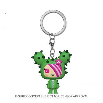 Tokidoki POP! Key Chain -SANDy