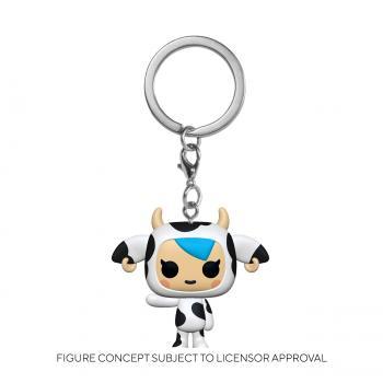 Tokidoki POP! Key Chain - Mozzarella
