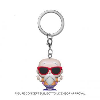 Dragon Ball Z POP! Key Chain - Master Roshi (Peace Sign)