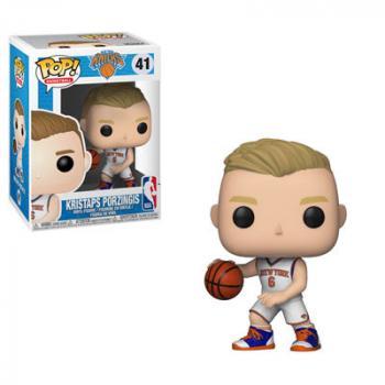 NBA Stars POP! Vinyl Figure - Kristaps Porzingis (Knicks)