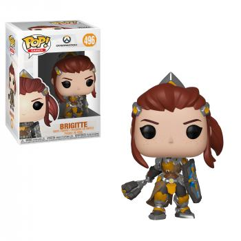 Overwatch POP! Vinyl Figure - Brigitte