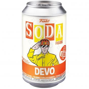 Devo Vinyl Soda Figure - Satisfaction (Limited Edition: 8,000 PCS)