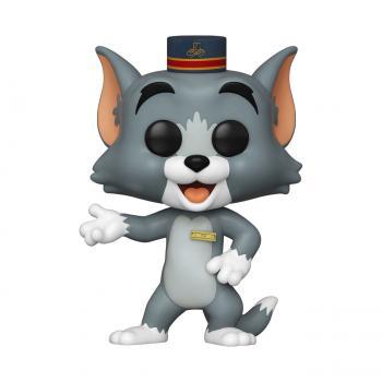 Tom & Jerry Movie POP! Vinyl Figure - Tom (Bellboy)  [COLLECTOR]