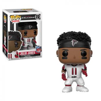 NFL Stars POP! Vinyl Figure - Julio Jones (Atlanta Falcons)(Away Jersey)