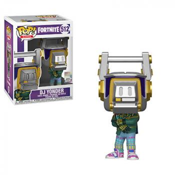 Fortnite POP! Vinyl Figure - DJ Yonder