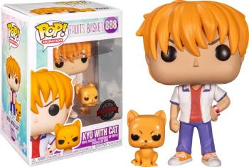 Fruits Basket POP! Vinyl Figure - Kyo w/ Cat (Special Edition) [COLLECTOR]