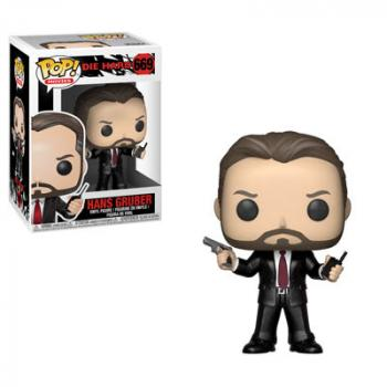 Die Hard POP! Vinyl Figure - Hans Gruber