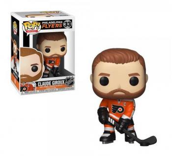 NHL Stars POP! Vinyl Figure - Claude Giroux (Philadelphia Flyers)