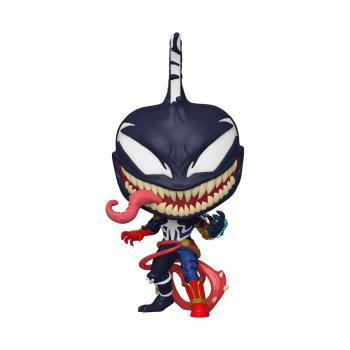 Spider-Man Maximum Venom POP! Vinyl Figure - Captain Marvel (Marvel)