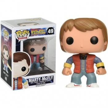 Back to the Future POP! Vinyl Figure - Marty McFly [COLLECTOR]