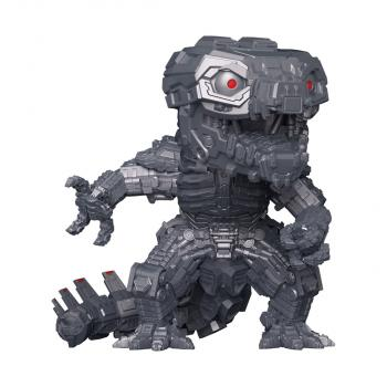 Godzilla Vs Kong POP! Vinyl Figure - MechaGodzilla (Metallic)  [COLLECTOR]