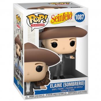 Seinfeld POP! Vinyl Figure - Elaine in Sombrero