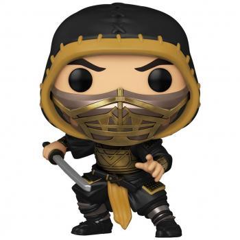 Mortal Kombat POP! Vinyl Figure - Scorpion [RANDOM]