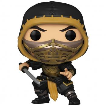 Mortal Kombat POP! Vinyl Figure - Scorpion [RANDOM] [COLLECTOR]