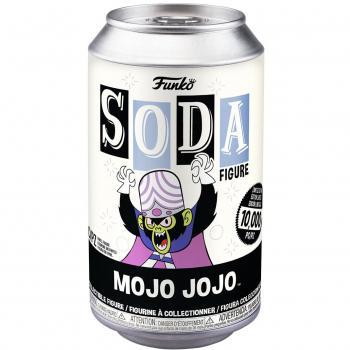 Powerpuff Girls Vinyl Soda Figure - Mojo Jojo  (Limited Edition: 10,000 PCS)