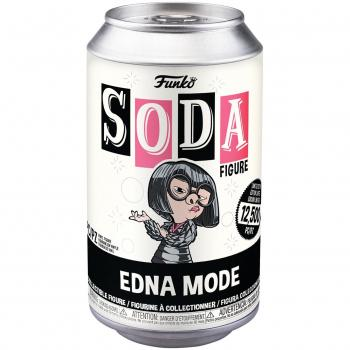 The Incredibles Vinyl Soda Figure - Edna Mode (Limited Edition: 12,500 PCS)