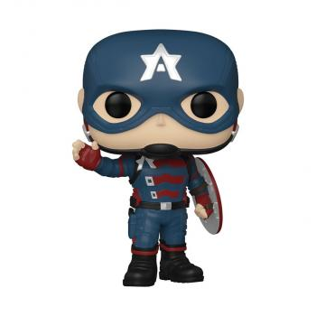 The Falcon and the Winter Soldier POP! Vinyl Figure - John F. Walker [COLLECTOR]
