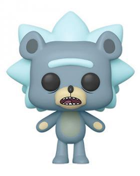 Rick and Morty POP! Vinyl Figure - Teddy Rick
