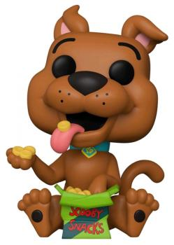 Scooby-Doo POP! Vinyl Figure - Scooby w/ Scooby Snacks (Special Edition) [STANDARD]