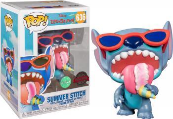 Lilo & Stitch POP! Vinyl Figure - Summer Stitch (Special Edition) [STANDARD]