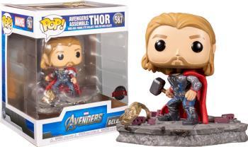 Avengers POP! Deluxe Vinyl Figure - Thor (Special Edition)