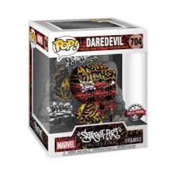 Daredevil POP! Deluxe Vinyl Figure - Daredevil (Graffiti) (Special Edition)