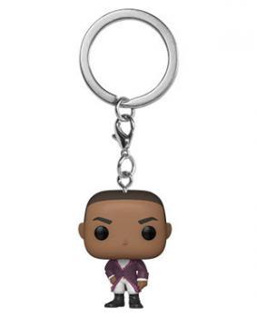 Hamilton Pocket POP! Key Chain - Aaron Burr