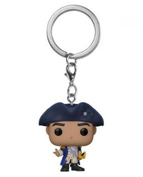 Hamilton Pocket POP! Key Chain - George Washington