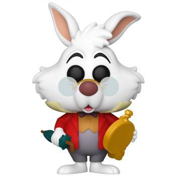 Alice in Wonderland 70th Anniversary POP! Vinyl Figure - White Rabbit w/ Watch (Disney) [COLLECTOR]