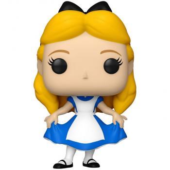 Alice in Wonderland 70th Anniversary POP! Vinyl Figure - Alice Curtsying (Disney) [COLLECTOR]