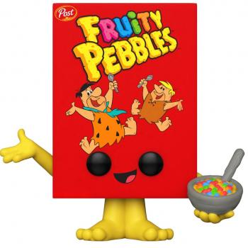 Ad Icons Fruity Pebbles POP! Vinyl Figure - Fruity Pebbles Cereal Box