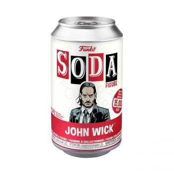 John Wick Vinyl Soda Figure - John Wick (Limited Edition: 15,000 PCS)