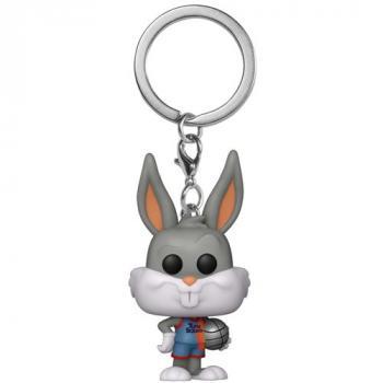 Space Jam A New Legacy Pocket POP! Key Chain - Bugs Bunny