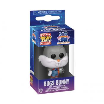 Space Jam A New Legacy Pocket POP! Key Chain - Bugs Bunny
