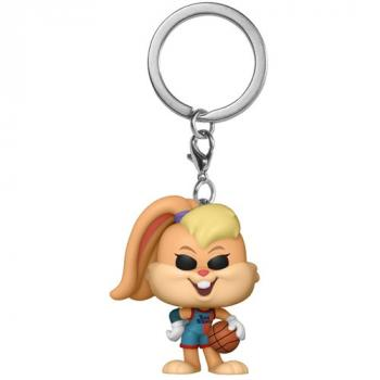 Space Jam A New Legacy Pocket POP! Key Chain - Lola Bunny
