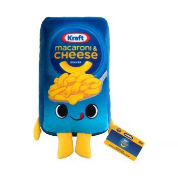 Ad Icons Kraft Plush - Macaroni and Cheese Box