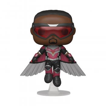 The Falcon and the Winter Soldier POP! Vinyl Figure - Falcon (Flying)  [COLLECTOR]