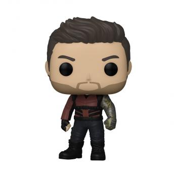 The Falcon and the Winter Soldier POP! Vinyl Figure - Winter Soldier (Zone 73) [COLLECTOR]