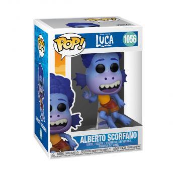 Luca POP! Vinyl Figure - Alberto Scorfano (Disney) [STANDARD]