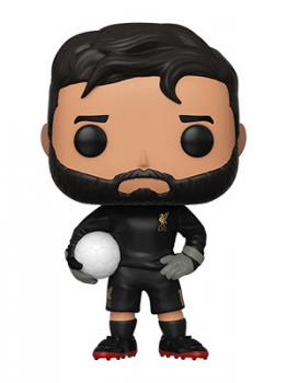 Soccer Stars POP! Vinyl Figure - Alisson Becker (Liverpool)