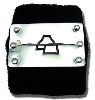 Naruto Shippuden - Anti Sweatband - Rock Plate