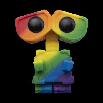 Wall-E POP! Vinyl Figure - Wall-E (RNBW) (Pride 2021)