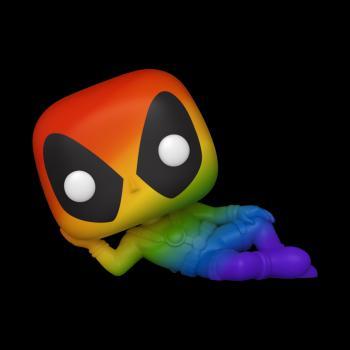 Deadpool POP! Vinyl Figure - Deadpool (RNBW) (Pride 2021) [STANDARD]