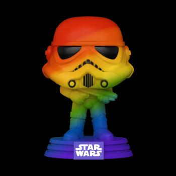 Star Wars POP! Vinyl Figure - Stormtrooper (RNBW) (Pride 2021) [STANDARD]