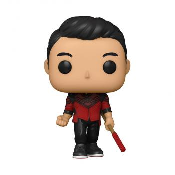 Shang-Chi and the Legend of the Ten Rings POP! Vinyl Figure - Chi (Staff)