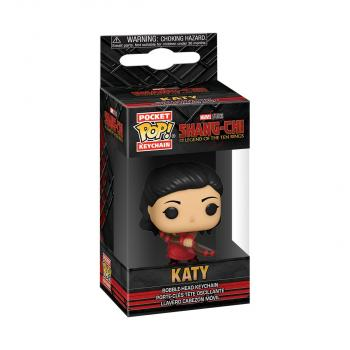 Shang-Chi and the Legend of the Ten Rings Pocket POP! Key Chain -  Katy
